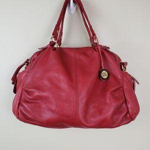 The Sak Red Leather  handbag